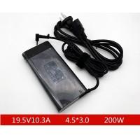 Portable 19.5v 10.3A 200W Ac Adapter  ADP-200HB B For HP TPN-DA10